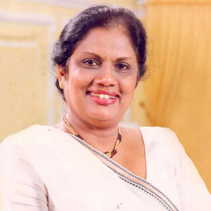Honorable Chandrika Bandaranaike Kumaratunga